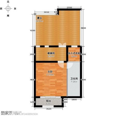 融科托斯卡纳庄园1室0厅1卫0厨186.00㎡户型图