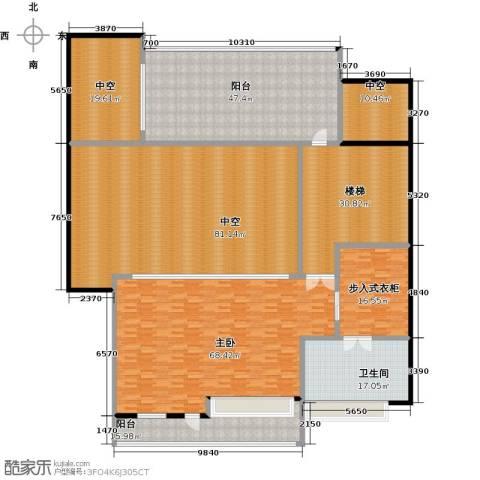 万科第五园1室0厅1卫0厨355.00㎡户型图