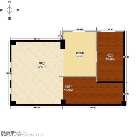 英祥春天广场1室0厅0卫0厨135.20㎡户型图