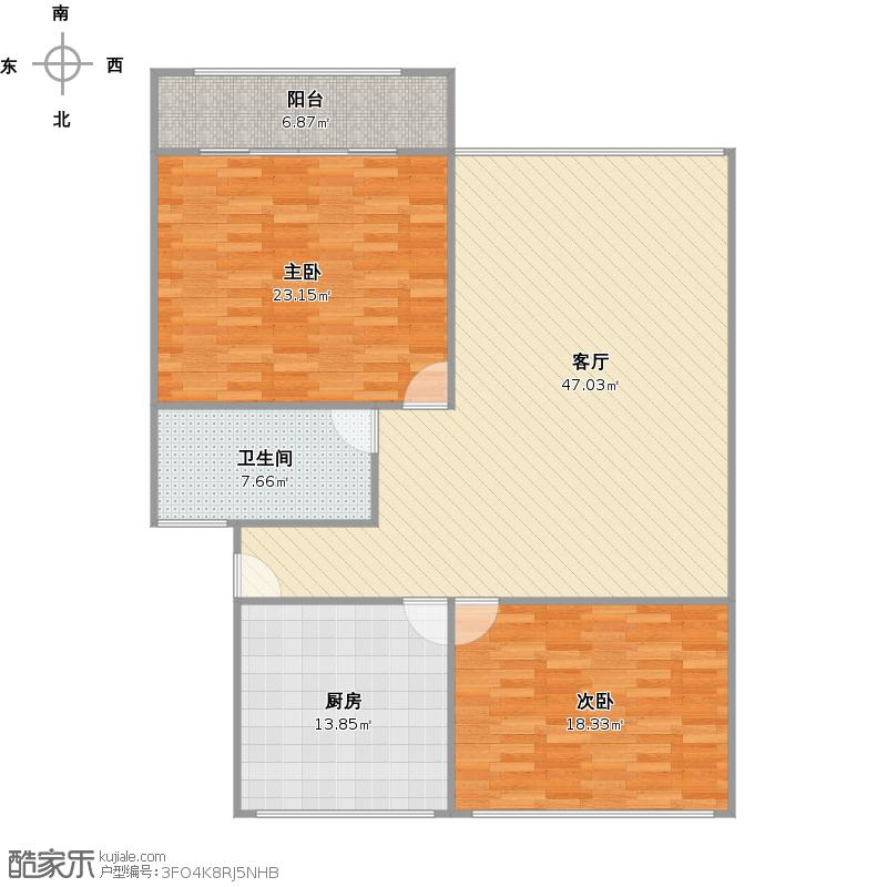 金塘小区户型图