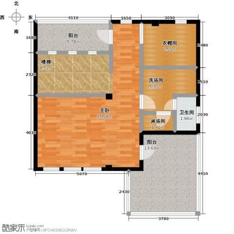 凯迪赫菲庄园1室0厅1卫0厨383.00㎡户型图