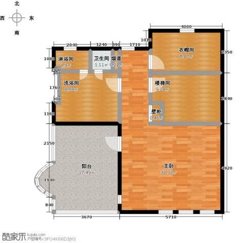 凯迪赫菲庄园1室0厅1卫0厨376.00㎡户型图