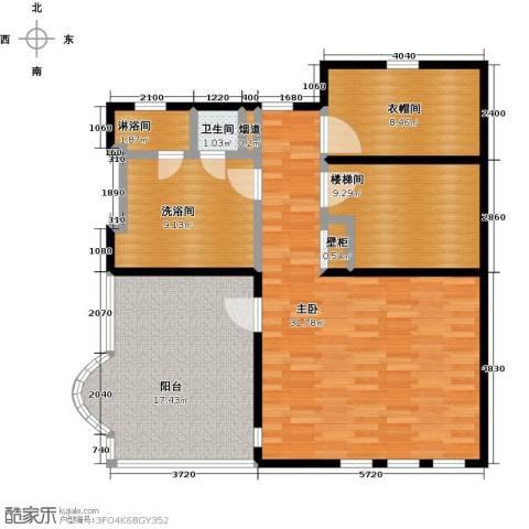 凯迪赫菲庄园1室0厅1卫0厨372.00㎡户型图