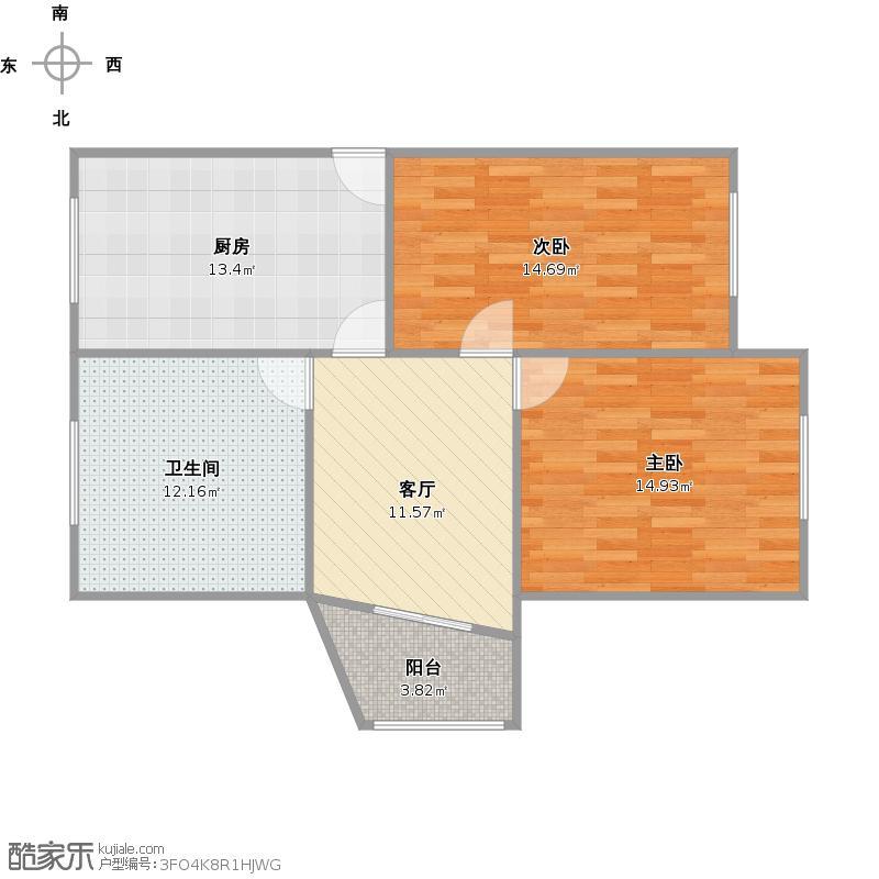 黄陵小区户型图