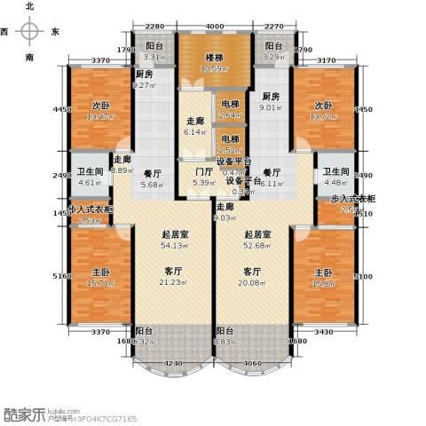 金榜苑4室0厅2卫0厨299.00㎡户型图