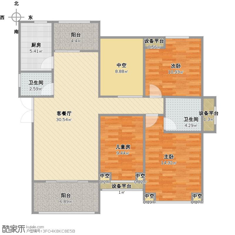 龙港城11+01改后户型图.jpg