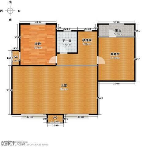 宝能城1室0厅1卫0厨207.00㎡户型图