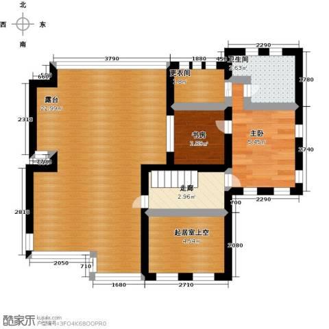 吉宝沁风御庭2室0厅1卫0厨65.00㎡户型图