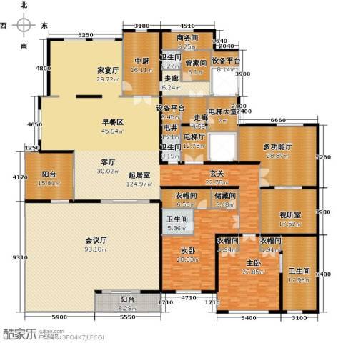 伊泰华府世家2室0厅4卫0厨497.96㎡户型图