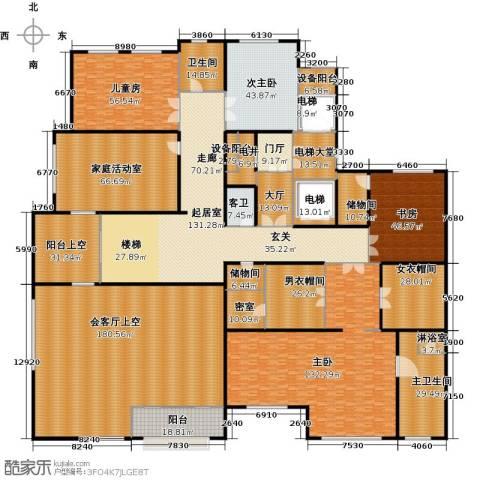 伊泰华府世家3室0厅1卫0厨980.00㎡户型图