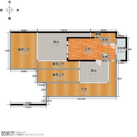 中信庐山西海1室0厅1卫0厨135.00㎡户型图