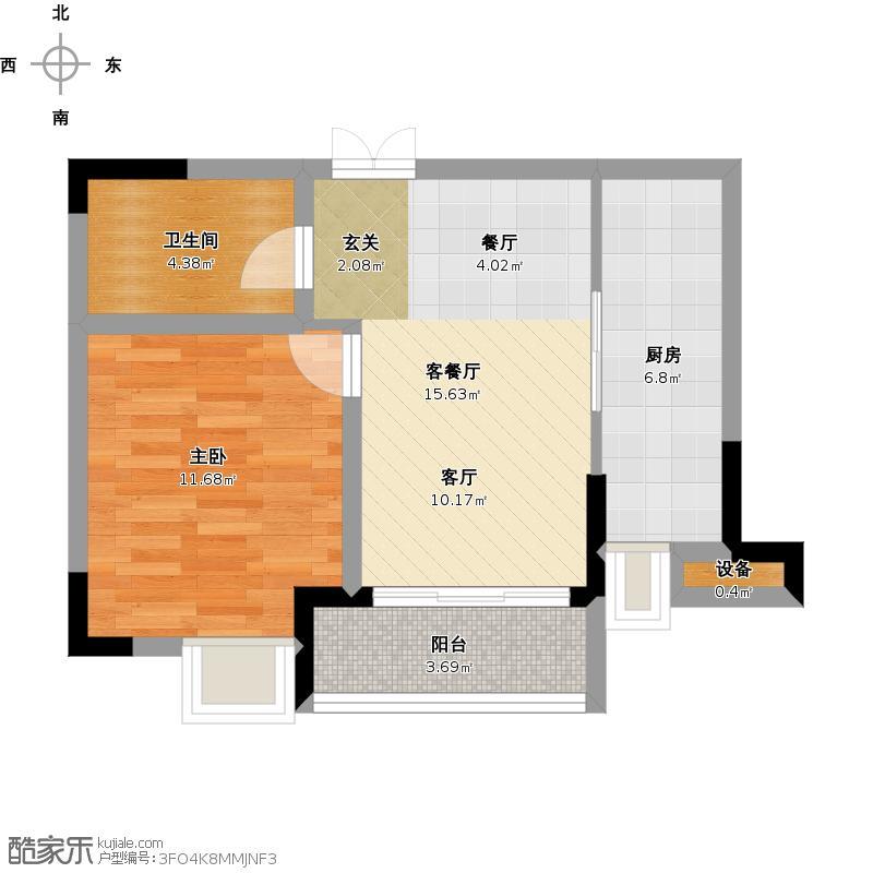 4华国际湘A1茂栋402