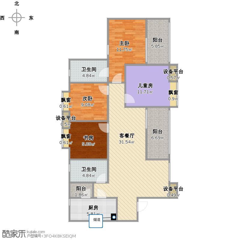 海上海5、9号楼A1户型+改后户型图.jpg