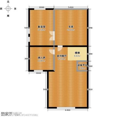 龙湖庄园132.00㎡户型图
