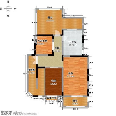雅荷蓝湾2室0厅1卫0厨218.00㎡户型图