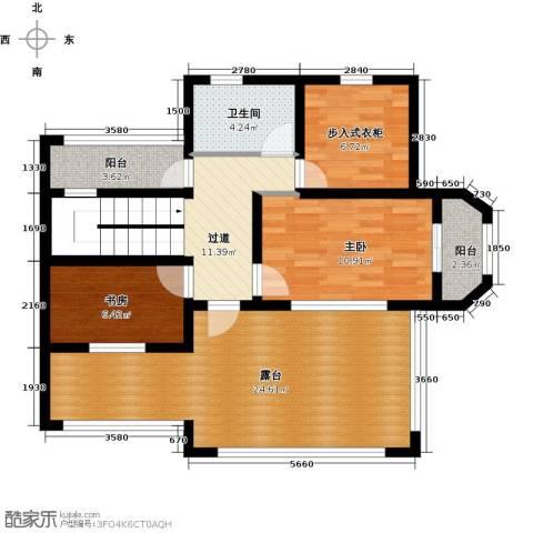 龙庭一品2室0厅1卫0厨76.00㎡户型图