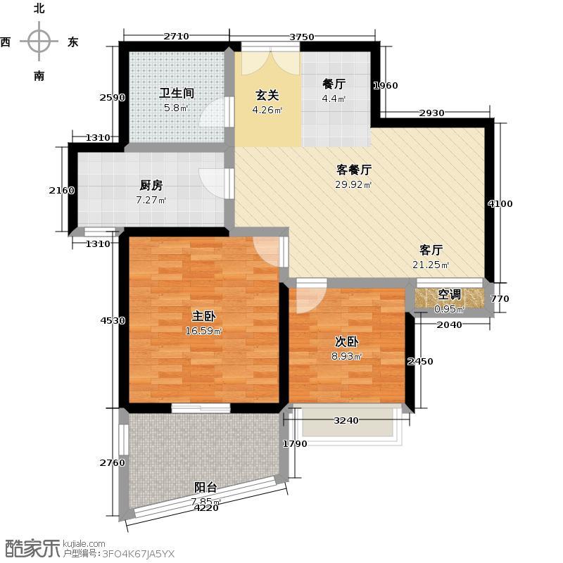 兴庆宫兴庆宫户型10室
