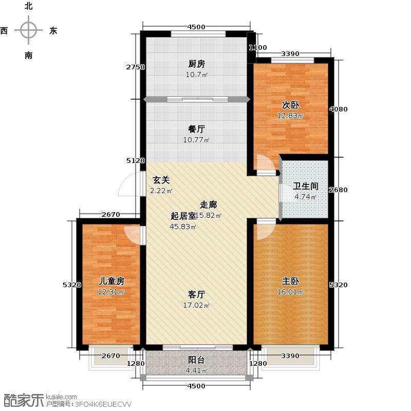万和家园万和家园户型10室