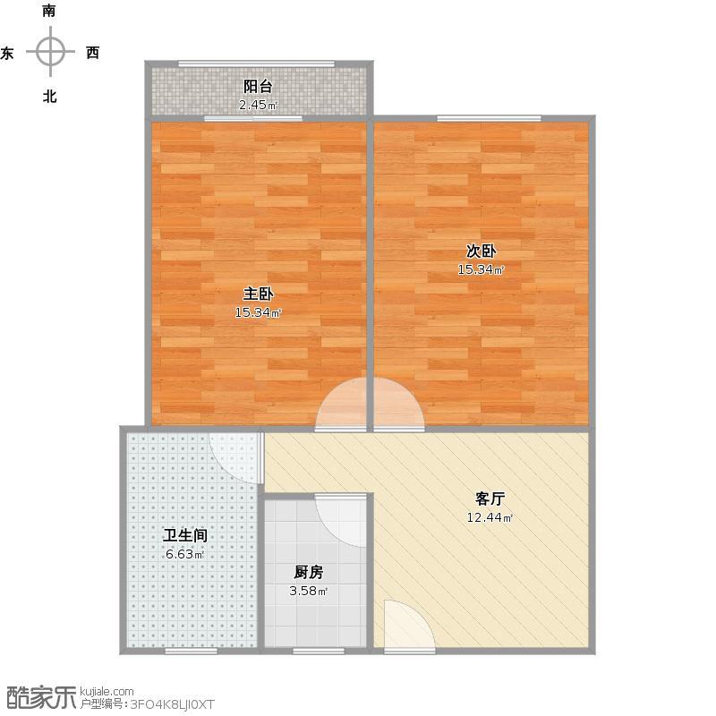 共康七村户型图