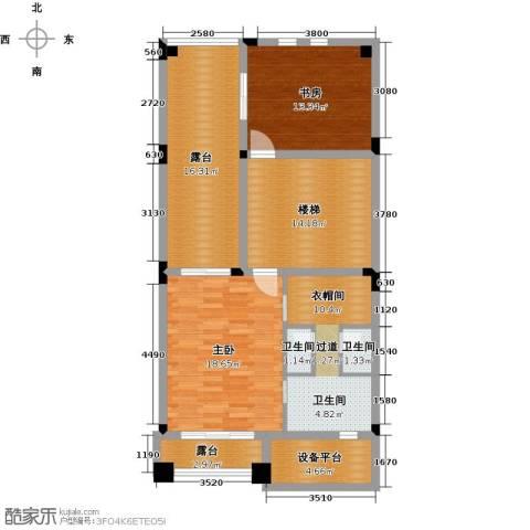 中信凯旋公馆2室0厅2卫0厨334.00㎡户型图