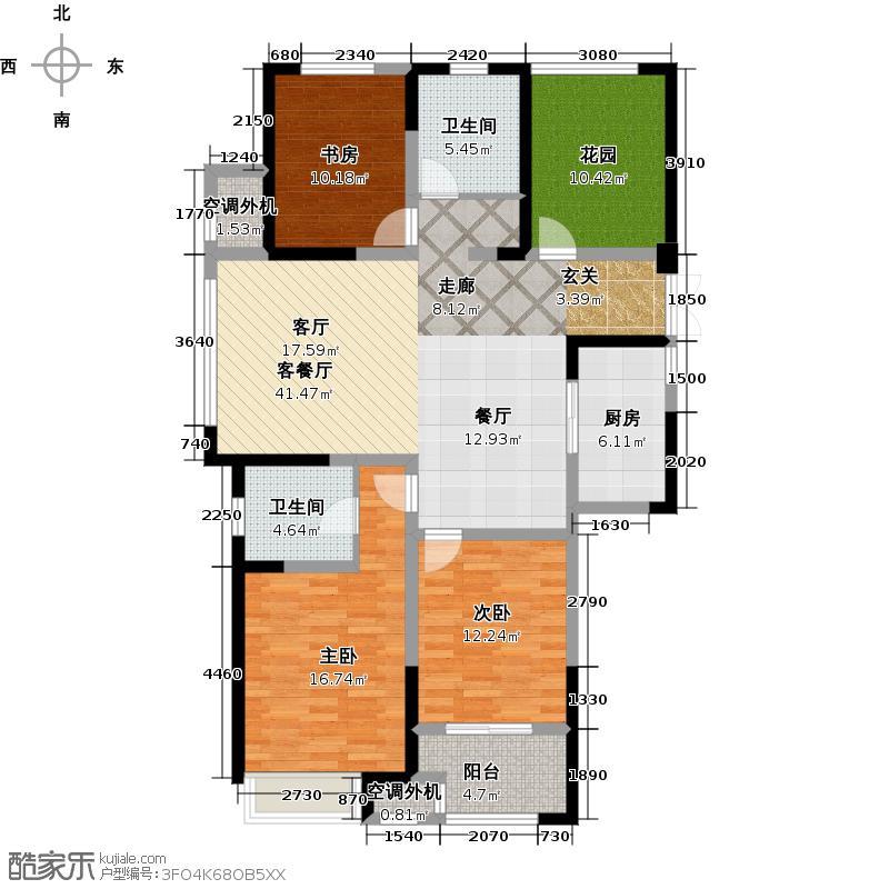 翡翠锦园翡翠锦园户型10室