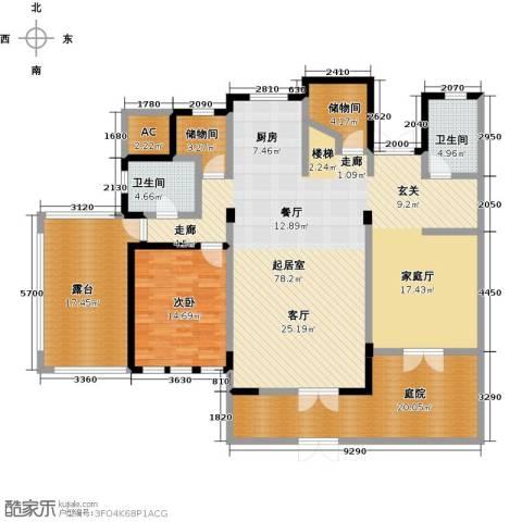 滨海湖1室0厅2卫0厨149.67㎡户型图