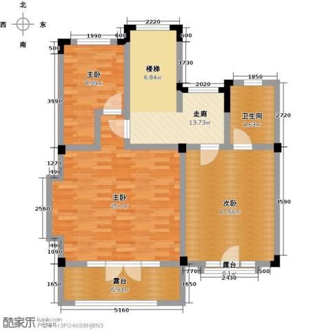 滨海湖3室0厅1卫0厨113.00㎡户型图