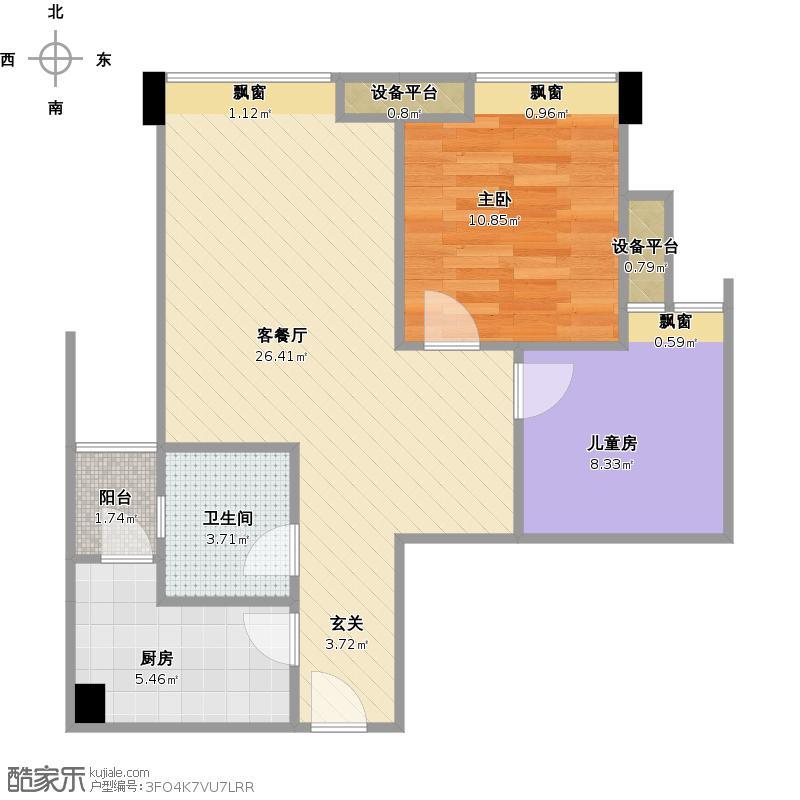 合能锦城5号楼A3户型+改后户型图.jpg