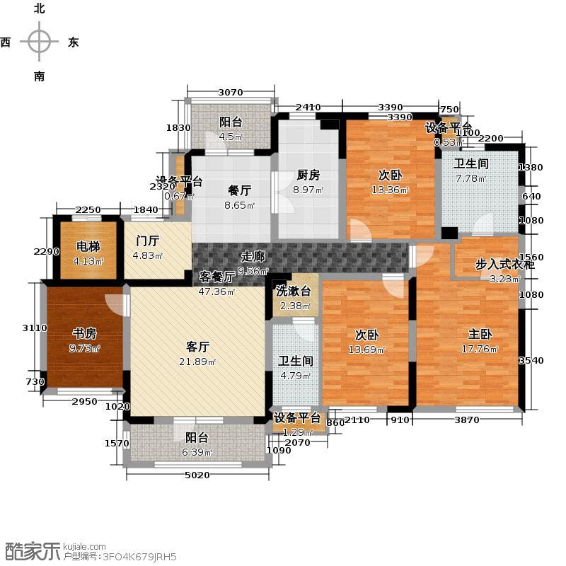 新地阿尔法国际社区166.39㎡新地阿尔法国际社区166.39㎡户型10室