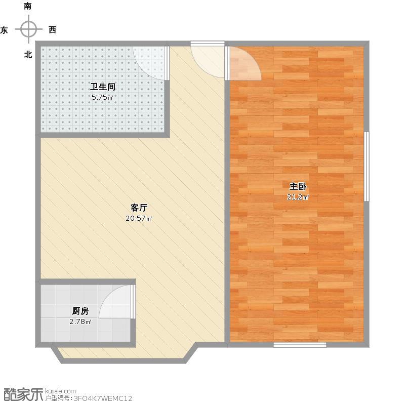 天吉小区户型图