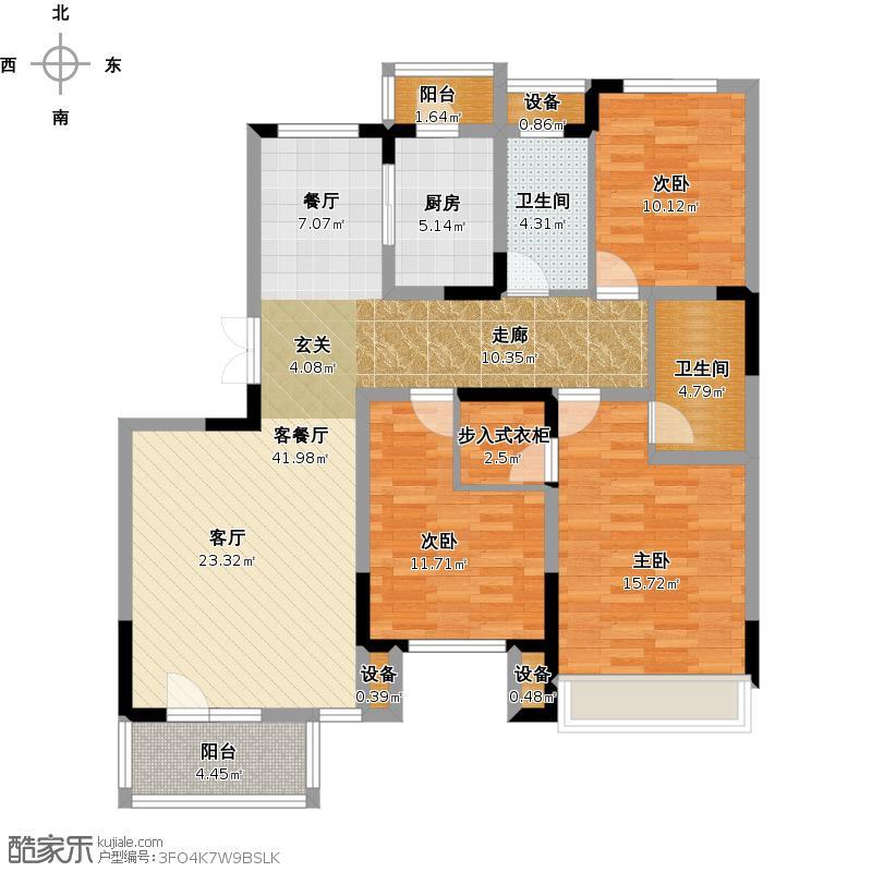15海尔格林小镇一楼三室两厅带同等面积地下室