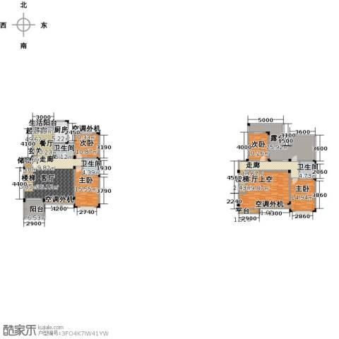 晟地绿园4室0厅3卫1厨205.60㎡户型图