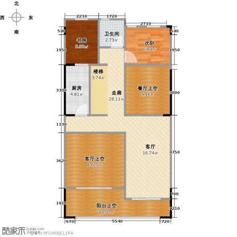 领峰2室0厅1卫1厨175.00㎡户型图