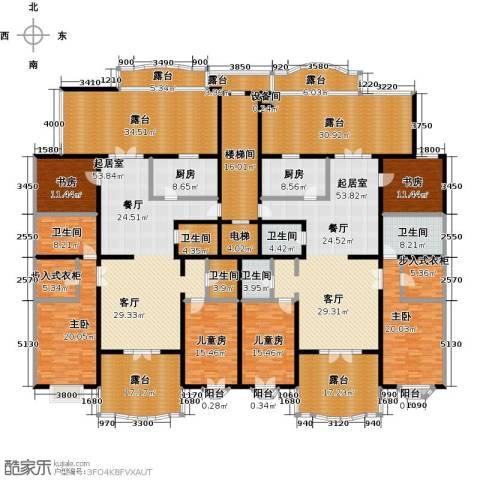 万泉新新家园6室0厅6卫2厨568.00㎡户型图