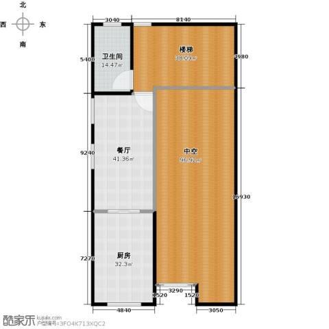 金水湾贵园三期1厅1卫1厨300.00㎡户型图