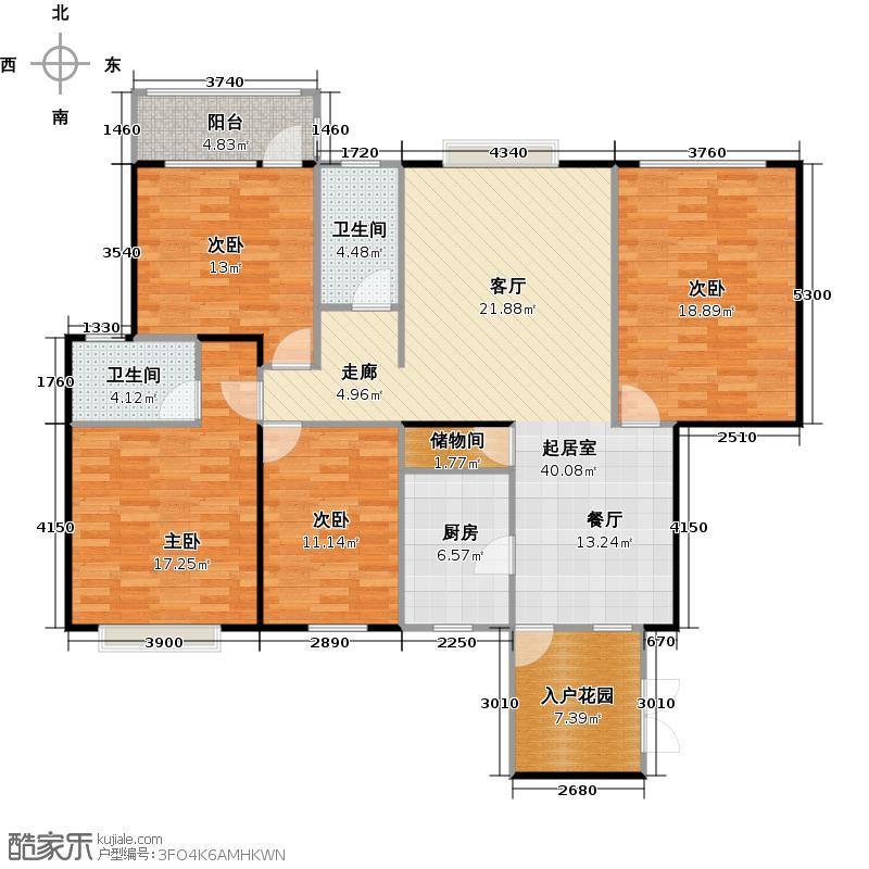 中房翡翠园中房翡翠园户型10室