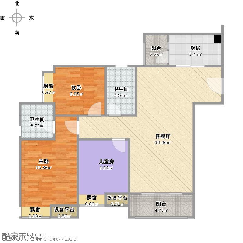 国兴北岸江山C户型+改后户型图.jpg