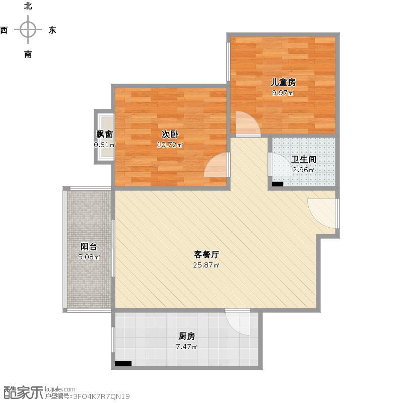 爱情公寓尚品系(30202-31702)+改后户型