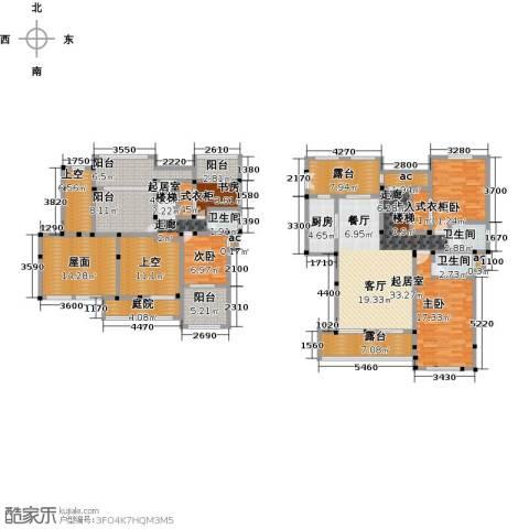 安芯智能港4室0厅3卫1厨246.00㎡户型图