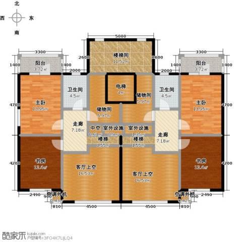 阳光嘉城二期4室0厅2卫0厨147.74㎡户型图