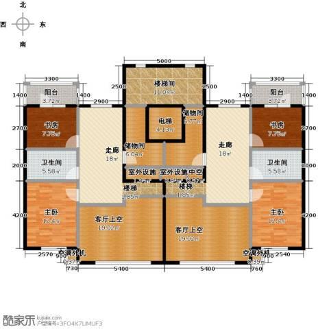 阳光嘉城二期4室0厅2卫0厨163.54㎡户型图