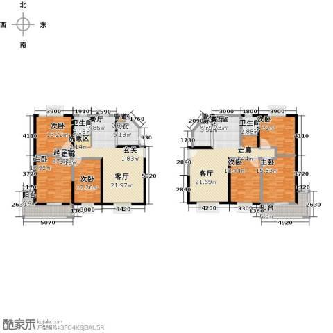 奇星御园6室0厅2卫2厨187.49㎡户型图