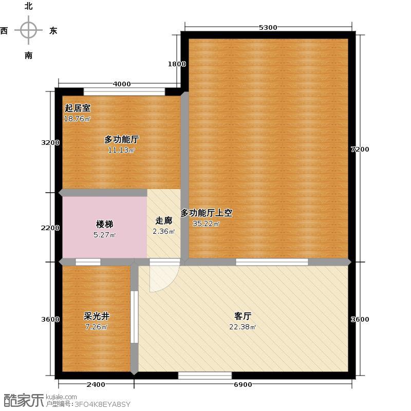 金隅・澜湾272.00㎡景观户型E3户型