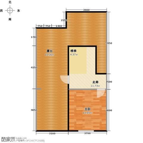 香槟新坐标1室0厅0卫0厨92.00㎡户型图