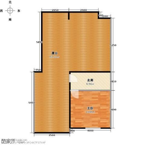 香槟新坐标1室0厅0卫0厨102.00㎡户型图