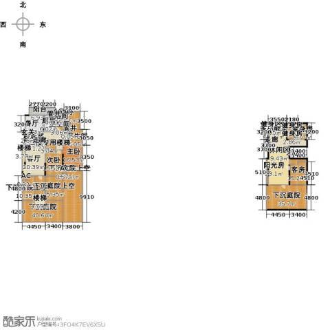沈阳雅居乐花园3室0厅2卫1厨340.95㎡户型图