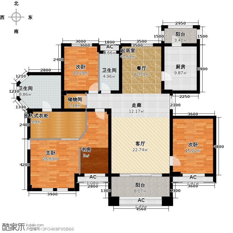芭东海城201.96㎡芭东海城201.96㎡3室2厅2卫户型3室2厅2卫