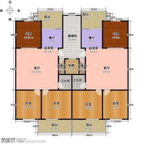 幸福苑2室0厅2卫0厨312.00㎡户型图