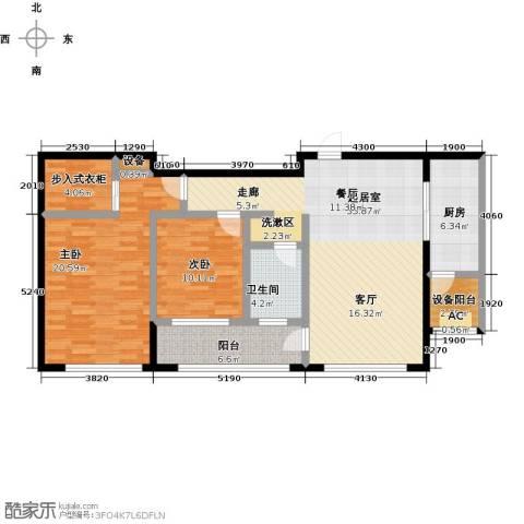佳木公园1982室0厅1卫1厨113.00㎡户型图