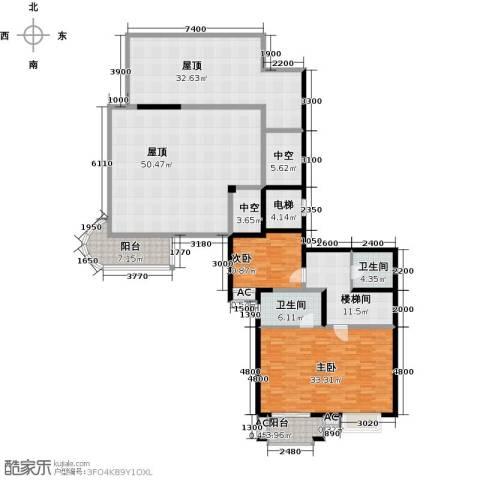 艺水芳园2室0厅2卫0厨246.00㎡户型图